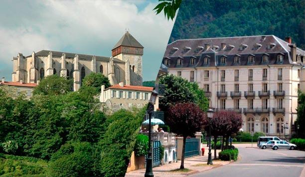Saint Bertrand de Comminges y Bagnères de Luchon